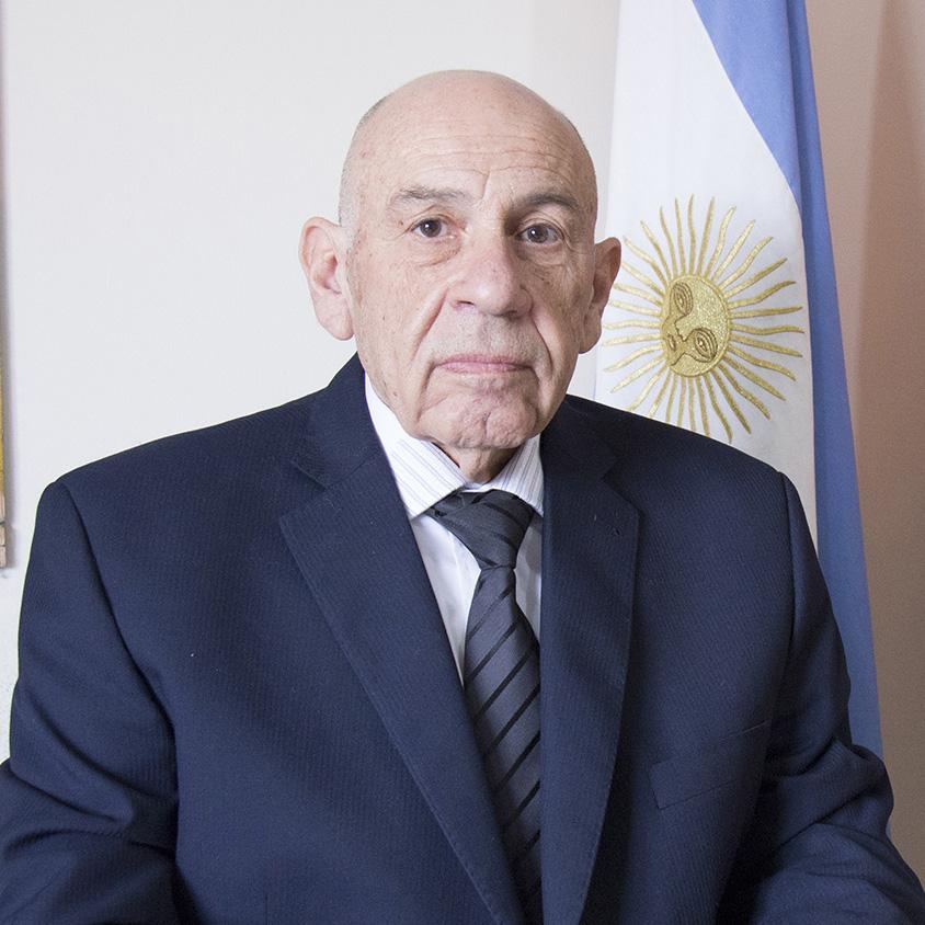Ing. Juan José Castelucci RECTOR UNTDF Universidad Nacional de Tierra del Fuego, Antártida e Islas del Atlántico Sur