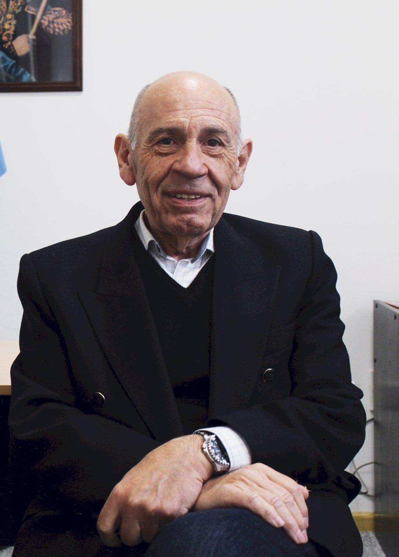Rector de la UNTDF Ing. Juan José Castelucci