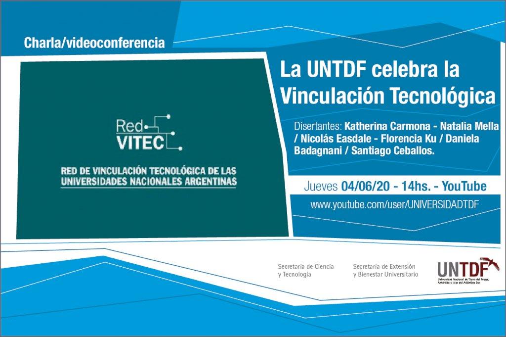 La UNTDF Celebra la Vinculación Tecnológica