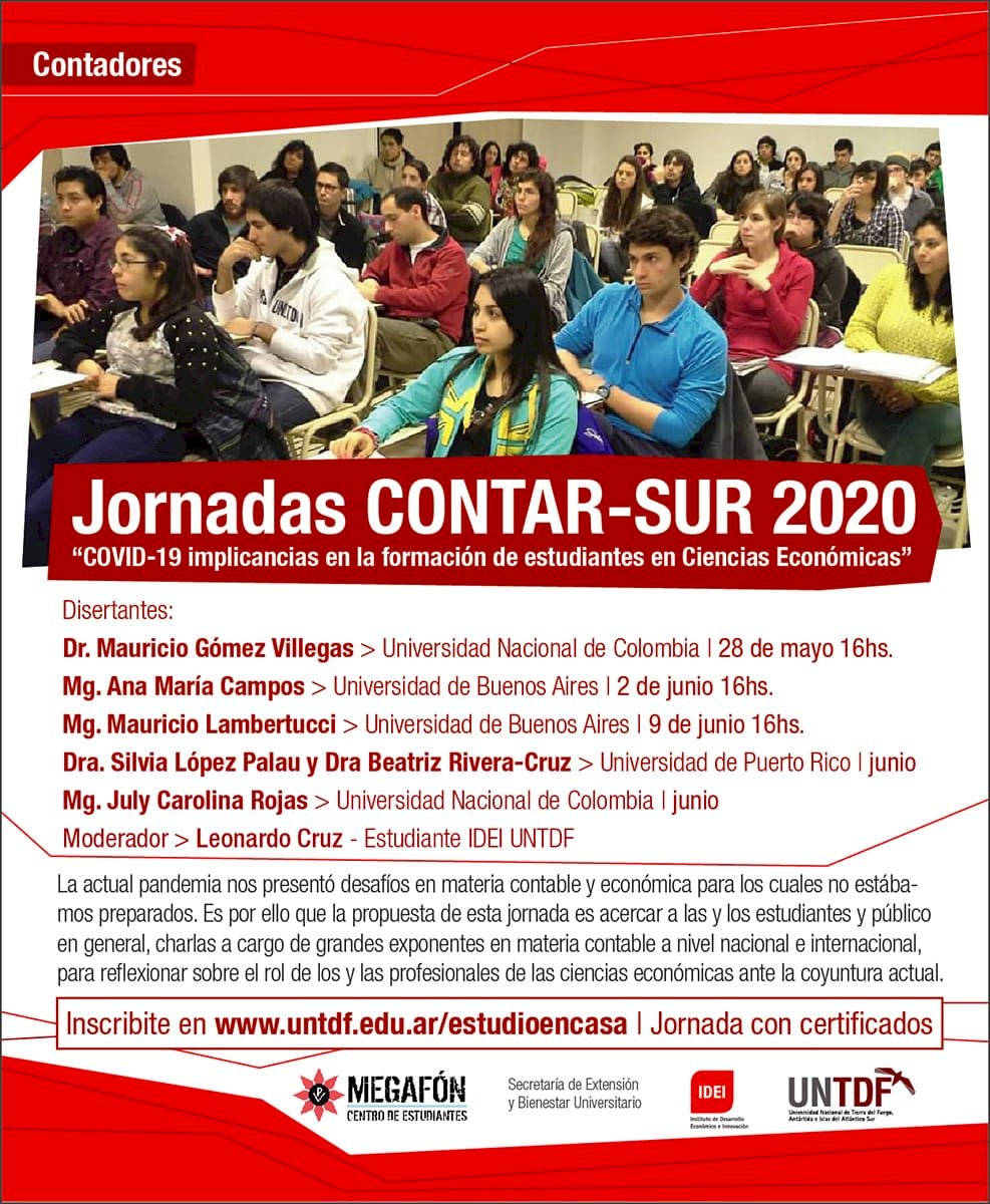 Jornadas CONTAR-SUR 2020