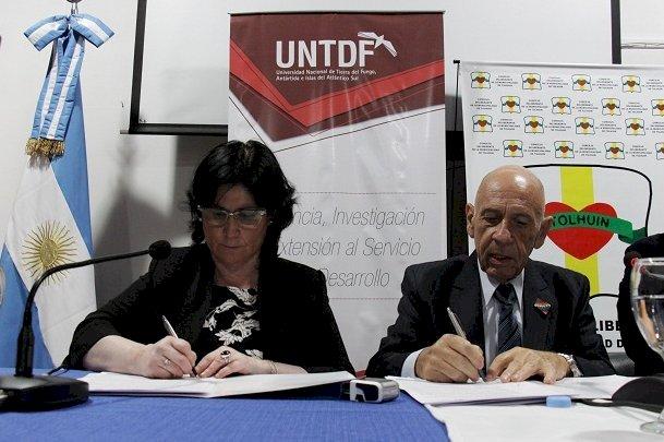 La UNTDF avanza con la creación de su sede en Tolhuin