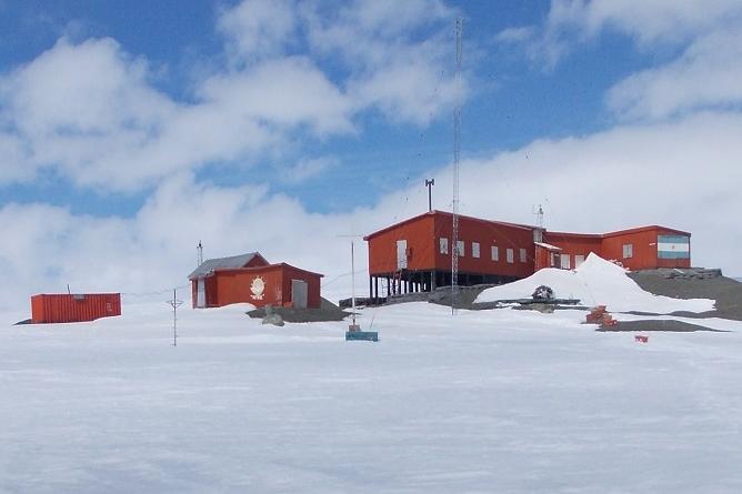 Maestría en Estudios Antárticos de la UNTDF