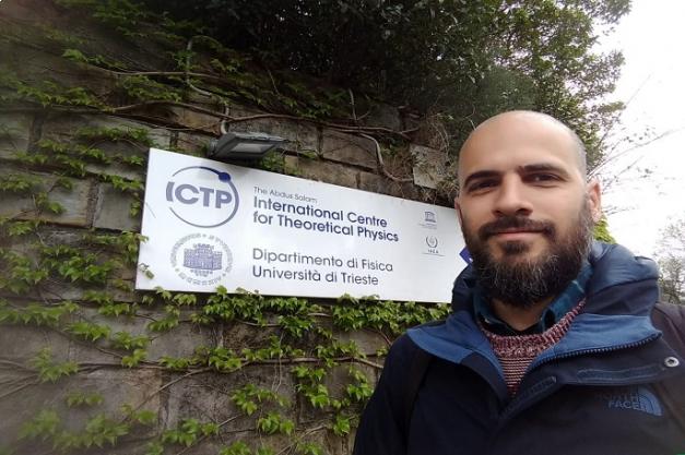 El Ing. biomédico Antonio Dell'Osa