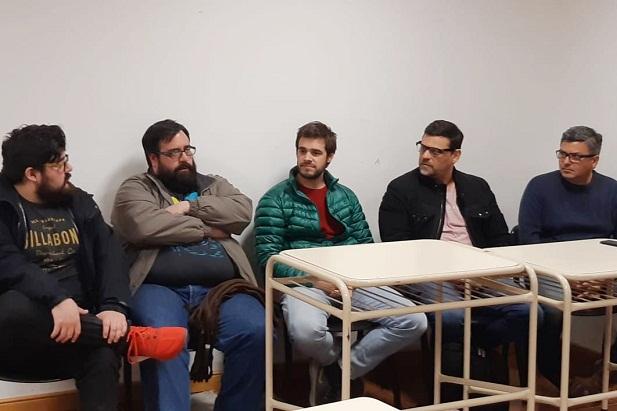 """""""Estos espacios ayudan a consolidar la industria audiovisual de la provincia"""""""