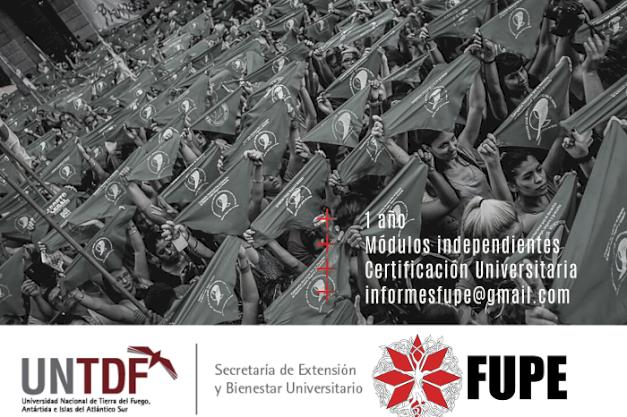 Extensión UNTDF lanza cuatro nuevas Diplomaturas sobre formación popular