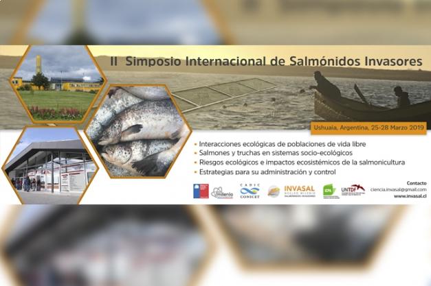 Se realizará el 2do Simposio de Salmónidos Invasores Argentina-Chile