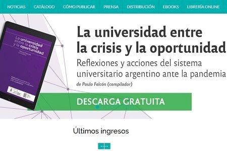 """La UNTDF acompaño la presentación del libro digital """"La Universidad entre la Crisis y la Oportunidad"""""""
