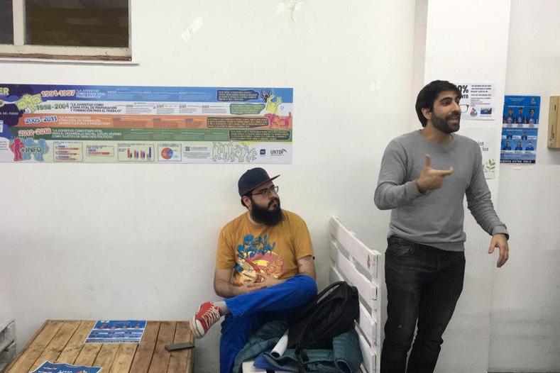 Presentaron una investigación sobre Estudios y Políticas de Juventud en Tierra del Fuego