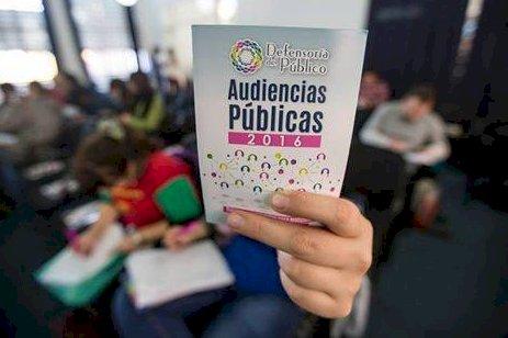 Audiencias publicas